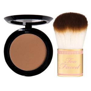 Too Faced - Tan w/o twinkle